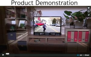 FEATURED: The combination of a Kinect unit, an off-the-shelf projector, and a TV screen offer exciting new possibilities.